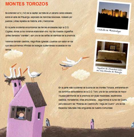Vacaciones con niños en Valladolid