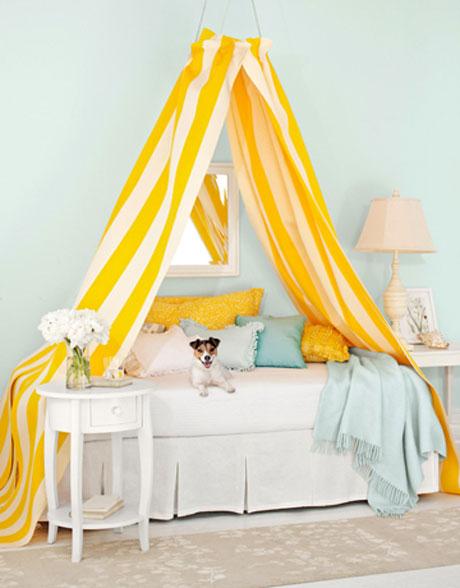 10 ideas f ciles para decorar habitaciones infantiles for Decorar habitacion nina 8 anos