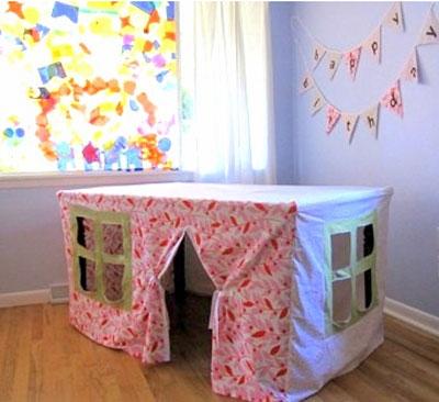 habitacion infantil casita