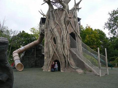 Parques infantiles bonitos