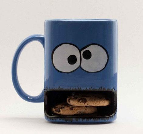Diferentes tazas de cafe