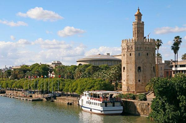 vacaciones con niños en Sevilla