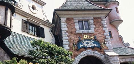 Dónde comer en Disney París