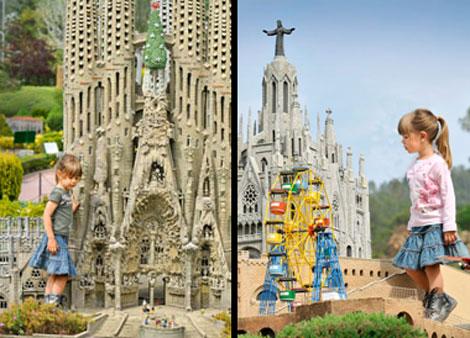 Parque Temático Infantil en Barcelona