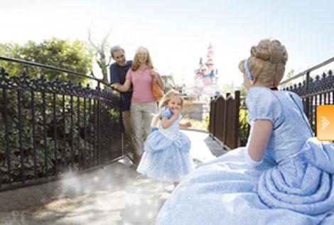 Servicios de Disneyland París para bebés