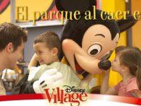 Zona Comercial de Disneyland París