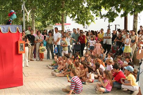 Feria del Libro en el Parque de El Retiro