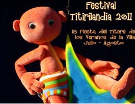 Teatro de títeres en Madrid
