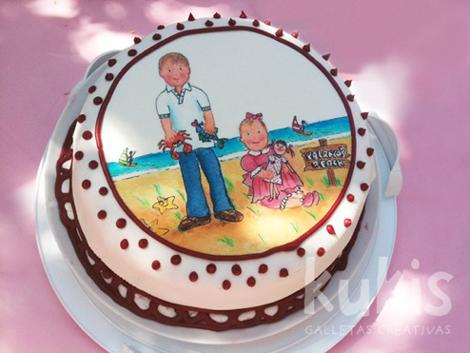 Decoración tartas personalizadas