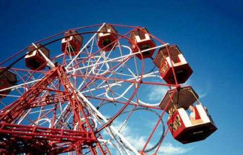 Tivoli world parque atracciones niños
