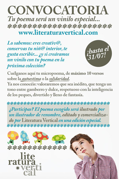 poesia infantil literatura vertical