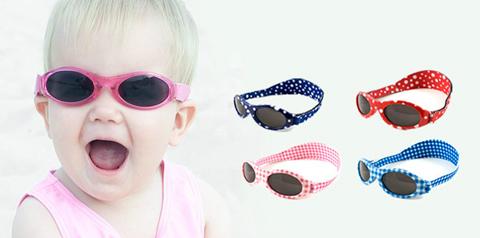 Gafas de sol para bebes y niños
