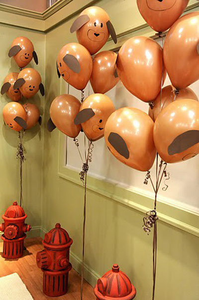globos decoración