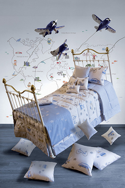 mapas coordonne kids
