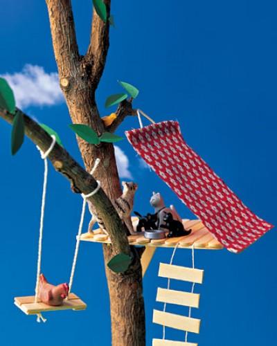 manualidades infantiles madera