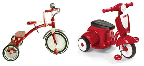 Ticiclos y coches vintage de Imaginarium