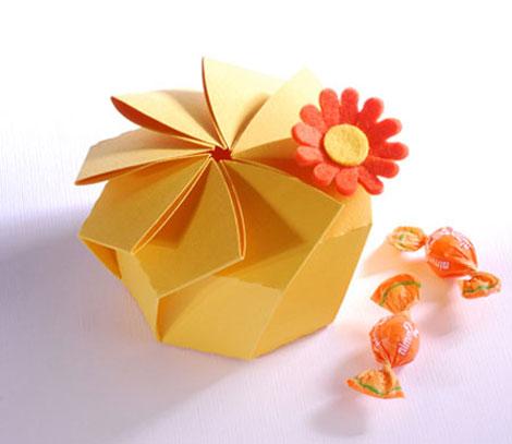 Las cajas para regalos m s originales pequeocio - Hacer regalos originales a mano ...