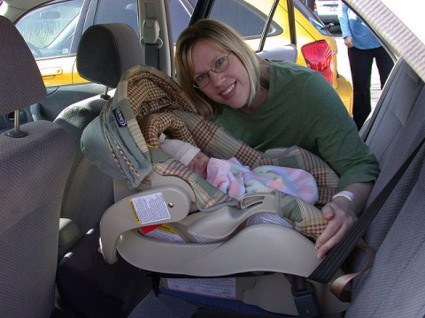 Sillas de auto infantiles