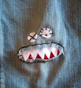 Pantalón vaquero para niños