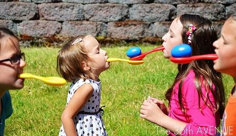 juegos infantiles verano