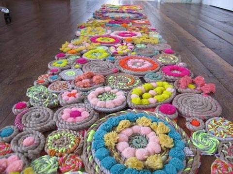 alfombra decoración infantil