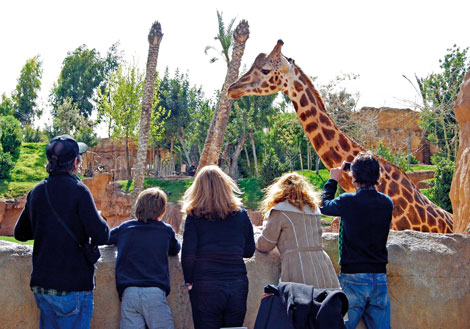 Turismo con niños en Valencia