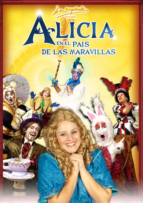 Alicia en el pa s de las maravillas el musical pequeocio - Conejo de alicia en el pais de las maravillas ...