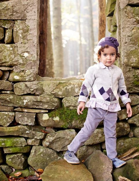 benetton niñas invierno 2011