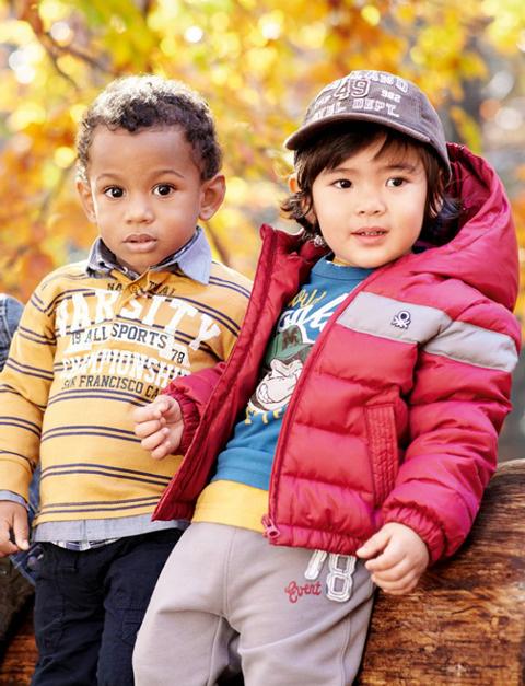 benetton niños invierno 2011