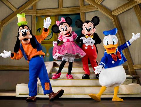 Disney live espectaculo