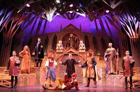 El jorobado de Notre Dame musical Madrid
