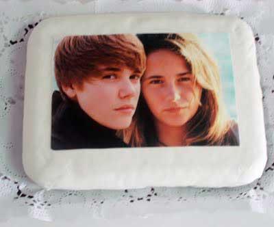 Fiestas niñas tarta