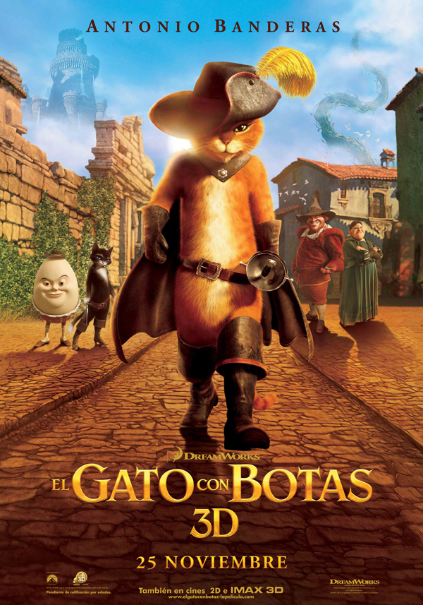 El Gato Con Botas movie