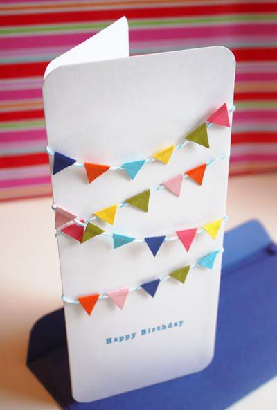 Invitaciones cumpleaños caseras