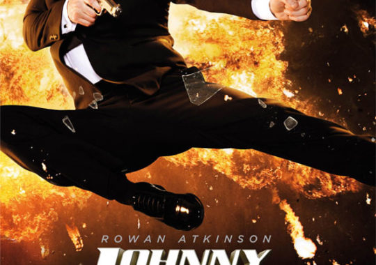 Johnny English 2 película 2011