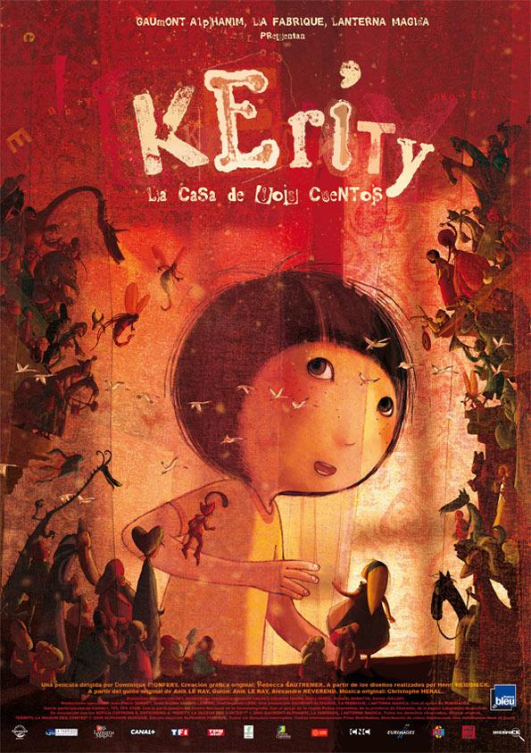 Kerity la casa de los cuentos
