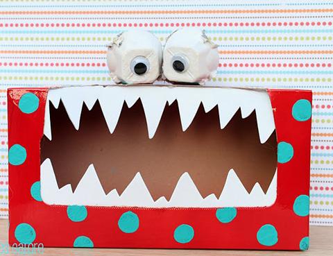 Monstruos de carton