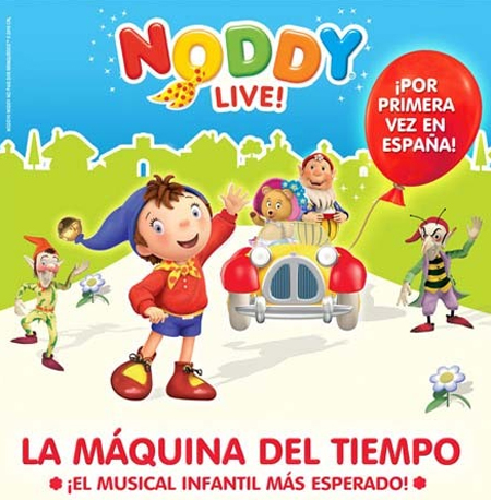 Noddy, la máquina del tiempo