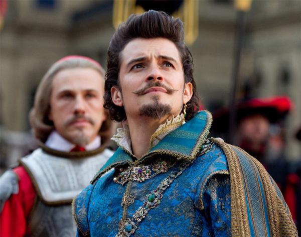 Los 3 mosqueteros Richelieu