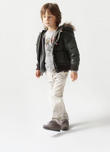 c2e213dd0 Zara Kids, ¿cómo vestirá Zara a los niños este invierno ...