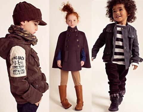Zara niños invierno 2011