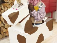 Disfraz casero de vaquero paso a paso pequeocio - Manualidades de caballos para ninos ...