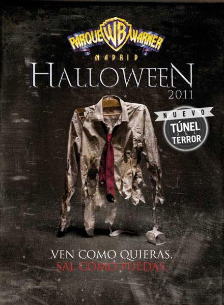 Halloween 2011 Parque Warner