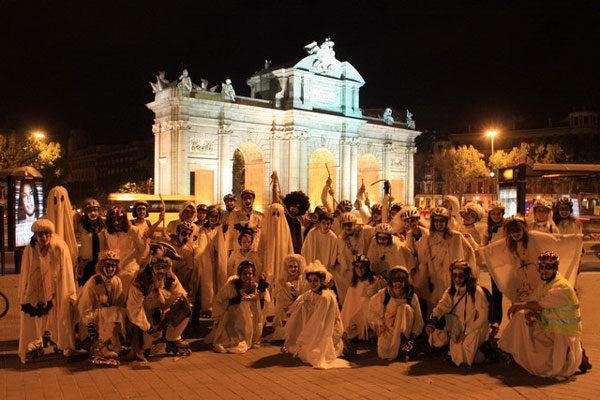 Halloween 2011 en Madrid
