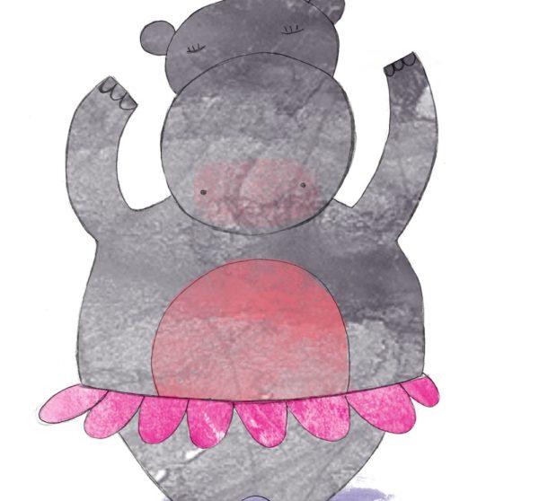 Cuento De Valentín El Hipopótamo Bailarín Pequeociocom