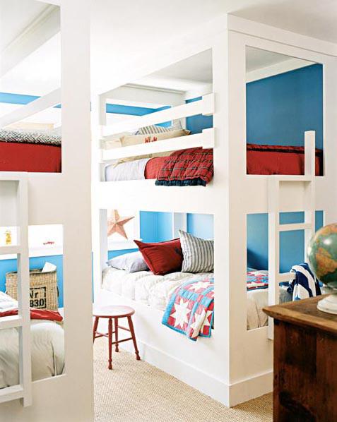 Literas habitación infantil