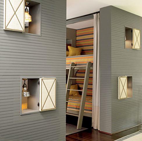 Literas para ni os 10 ideas para la habitaci n infantil - Habitaciones originales para ninos ...