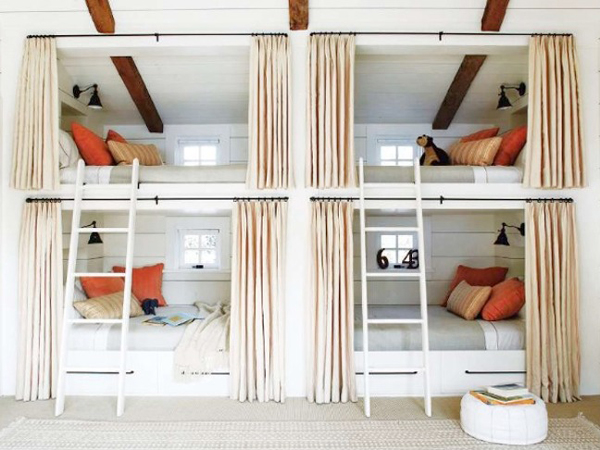 Room Ideas with Bunk Beds 600 x 450