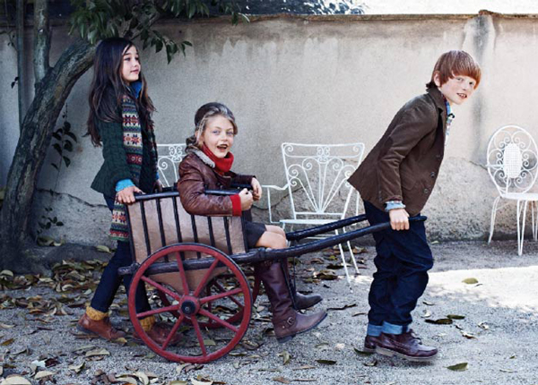 Massimo Dutti moda infantil