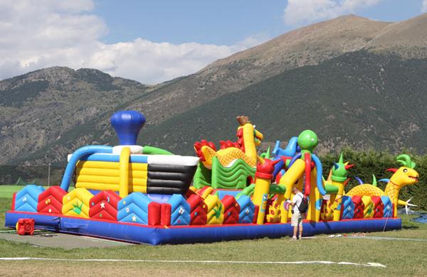 Naturlandia parque tematico Andorra